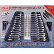 Set chei combinate 6-32mm