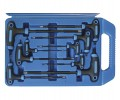 Trusa torx cu maner T10-T50