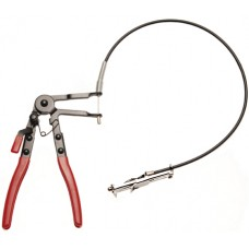 Cleste cu cablu pentru coliere rapide